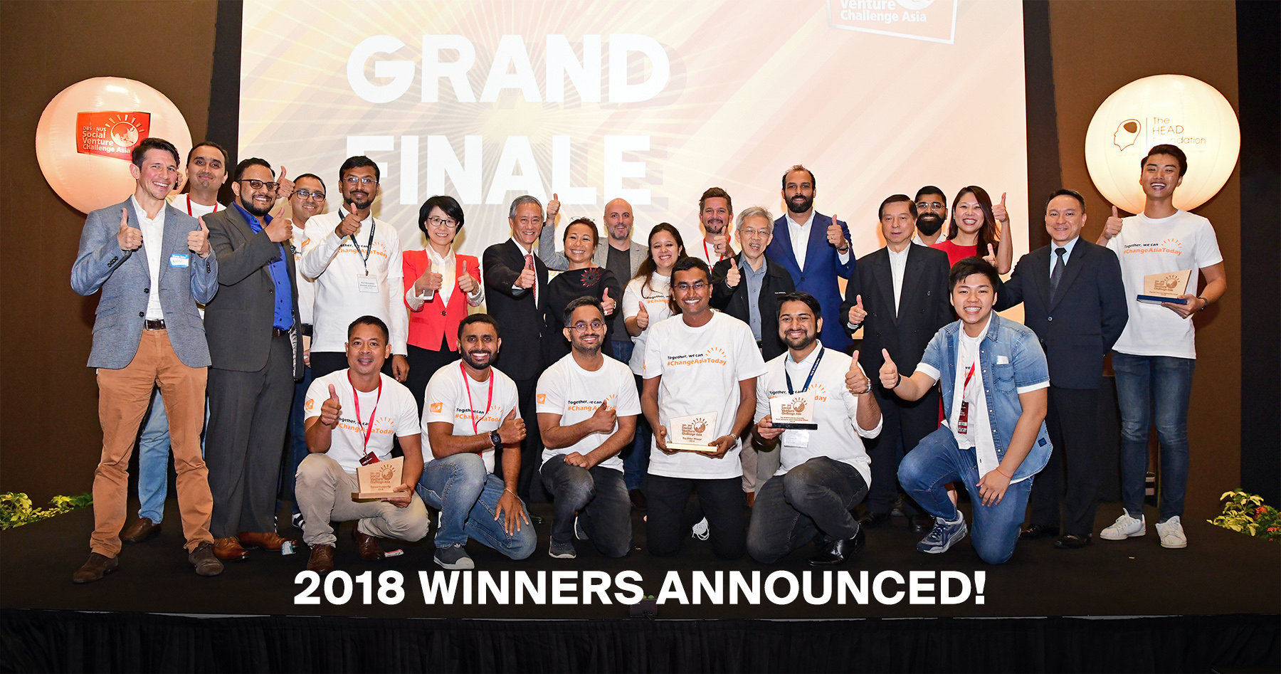 [DBS-NUS SVCAsia] Winners Announcement!