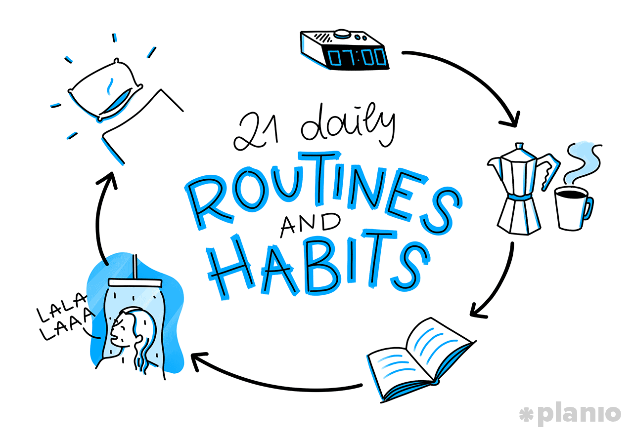 The 21 Daily Routines and Habits of Highly Productive Founders and Creatives